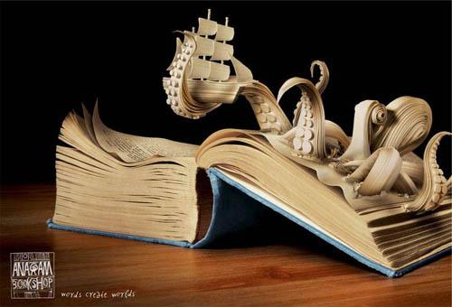 octopus-book-art